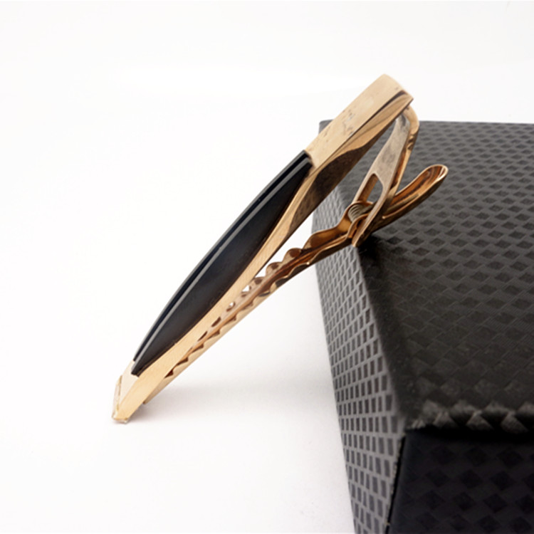 Stainless steel bow ties for sale mens tie bar wear a tie bar