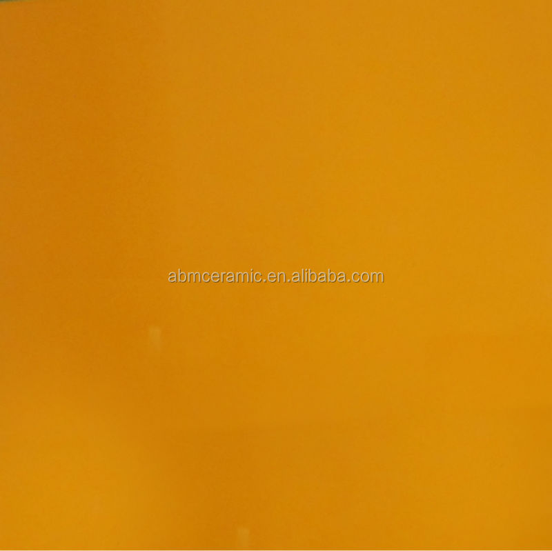 200x200 colorful pure orange Kitchen ceramic wall tiles