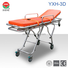 YXH-3D First Aid Automatic Loading Aluminum Alloy Ambulance Stretcher