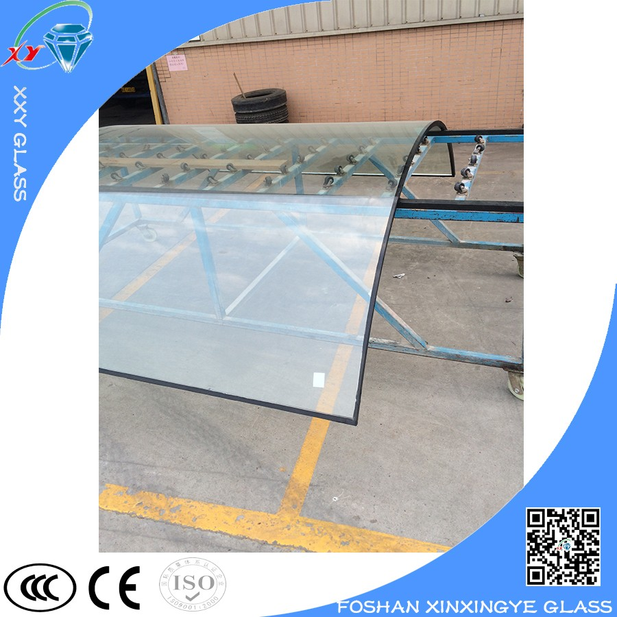 XinXingYe Saint-Gobain Low-e Double Insulated Glass