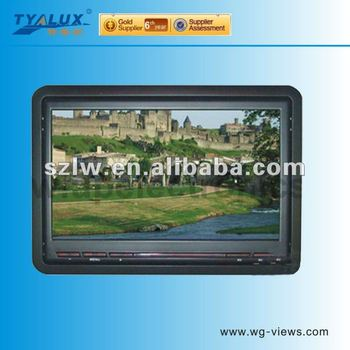 New arrival seven inch potable LCD car Monitor