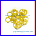 custom yellow PU o ring_Anillo de o PU_rubber o ring_high temperature resistance