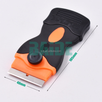 Screen Remove Glue Knife Plastic Blade Disassemble Clean Scraper Polishing Shovel OCA Adhesive UV Glue Scraping Cutter Handle