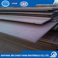 2016 Hot rolled SPA-C corten steel plates price