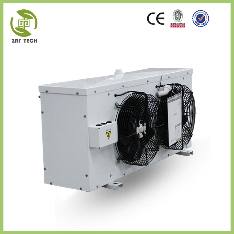 Two stage evaporative air cooler for industry Air-cooled conditioners