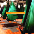 2017 High Strength deluxe aerial yoga hammock-100% Quality Guarantee Yoga Swing (see 20 fabric colours)