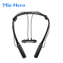 Bluetooth wireless neckband sports earphone