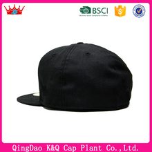 Black and competitve price full back snapback hats