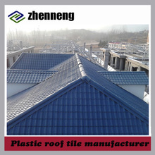 Low price synthetic resin roof tile