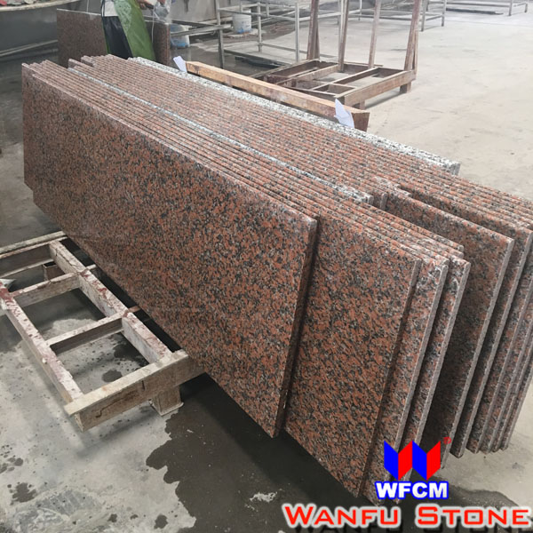 Natural Polished Carmen Red Granite