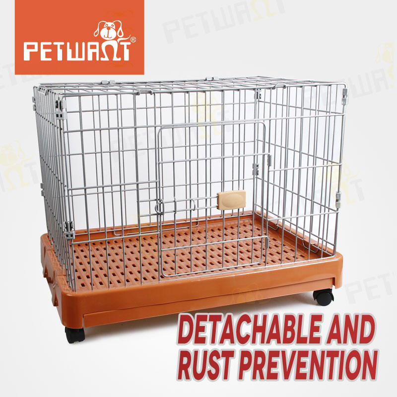 wholesale top quality dog cage iron cage for dogs