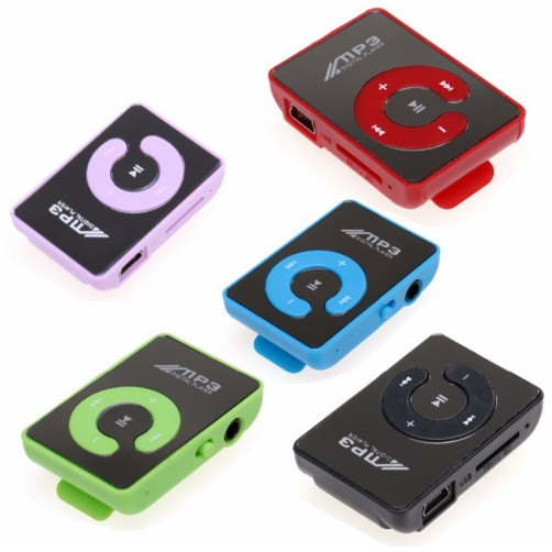 1-32 GB Soutien SD TF Portable Mini Clip MP3 Musique Media Player Reproductor Mp3 Manuel de usuario