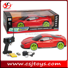 HOT SELL Five Through High-speed 1:10 RC Car Romote control model car