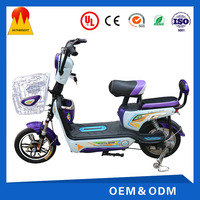 New young electric 350W mini cross battery powered motorcycle