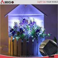 Holiday 1M 10Lights led battery operated string lights with Supply Power