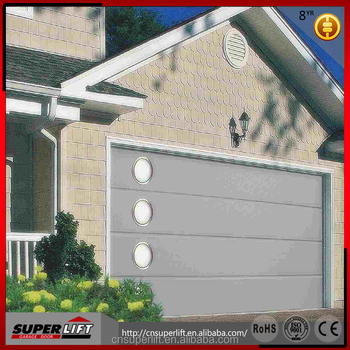 Insulated Sectional Sandwich Garage Door Panels Sale