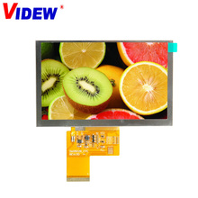 factory price COG 5 inch tft lcd 640x480 display module