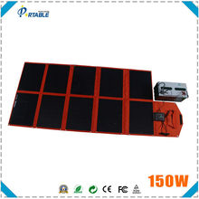 folding 150w portable wholesale price 2014 Cheap solar panels
