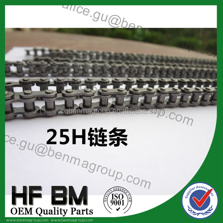 Motorcycle 82L 25H timing chain 40Mn with heat treatment