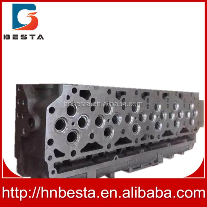 excavator engine parts cylinder head c9 for sale