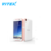 Toptip 2017 3G 5.5 Inch Mobile Phone Touch,High Quality MTK 6580 Mobile Phone,WIFI OEM Made In Shenzhen Handys Smartphone