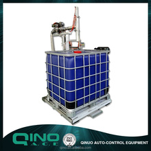 Automatic IBC/Drum liquid filling machine
