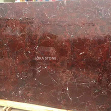Polished surface rosa levanto marble for airport