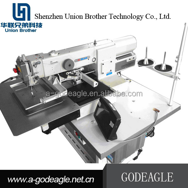 High Speed Multi-Function leather gloves sewing machine