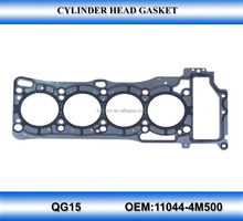OEM quality motorcycle engine gasket set QG15 for Japan car 11044-4M500