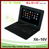 mini 10.1 inch laptop with WM8850 android 4.1