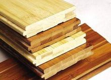Natural bamboo flooring for furniture accessory