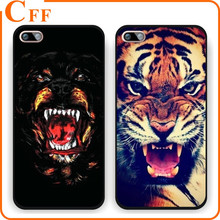 Fashion Animal White Shark Tiger Dog Smartphone PC Hard Phone Case Back Cover Capinhas Para for iPhone 7 Plus Case 2016
