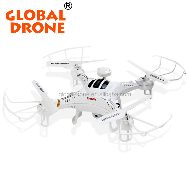 Global Drone XIN LIN X118 Headless 5.8GHz FPV 2.4GHz 6 Axis Gyro 6 Channel RC Quadcopter with 0.3MP HD Camera drone