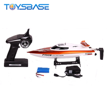 FT009 2.4G High Speed RC Boat 2018