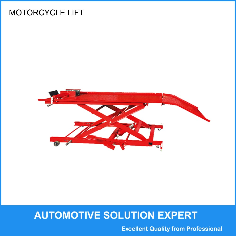 European style popular motorcycle lift stand