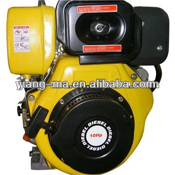 air cooled portable kama 188FB diesel engine 11HPs 456cc