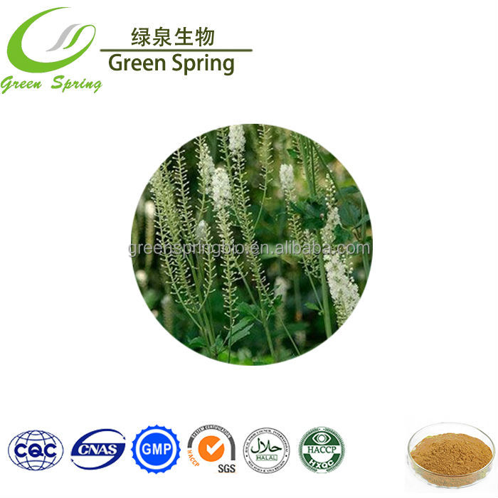 ISO certificate black cohosh extract