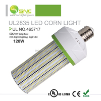 E39 120w led corn light, led corn bulb 30w-150w with Best price