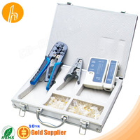 Strong Tool Box for 5pcs networking tool