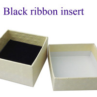 Luxury High Quality Jewelry Ring Box