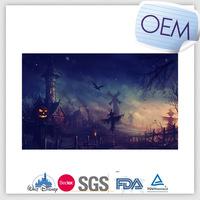 3d halloween card/festival card/gift card with