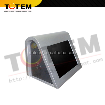 Desktops Coin Acceptor Touch Display Jukebox
