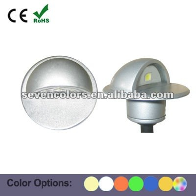 Outdoor Recessed LED Step Light (SC-B106B)