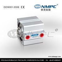 New Reliable Quality compact magnetic pneumatic air cylinder