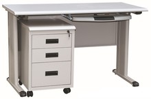 Guangzhou office furniture steel knock down desk office for malaysia