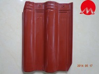 High Production Factory Roof Tile With Different Color