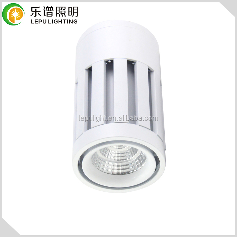 dimwarm 2000k to 2800k dimmable cob led ip44 round square surface mount downlight
