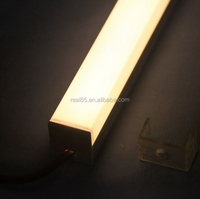 Linear LED luminaire,customized length,recessed ,surface mount or supended installation,high brightness,3000K/4000K/5000K/5700K