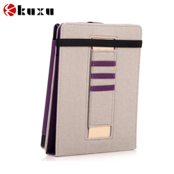 hot sale shockproof tablet leather protector case for ipad mini
