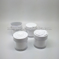 50ml PS plastic cosmetic container,cream jar,butter jars